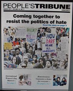 People's Tribune (Chicago) March '17