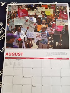 2018 Jobs With Justice Calendar
