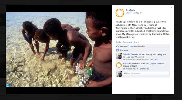 Azafady - Madagascar Development Charity