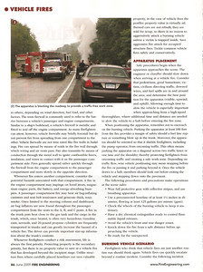 Fire Engineering Magazine (PAGE 86) June 2009