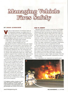 Fire Engineering Magazine (PAGE 85) June 2009