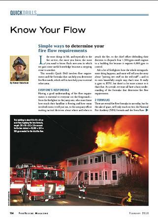 Fire Rescue Magazine (PAGE 124) February 2010