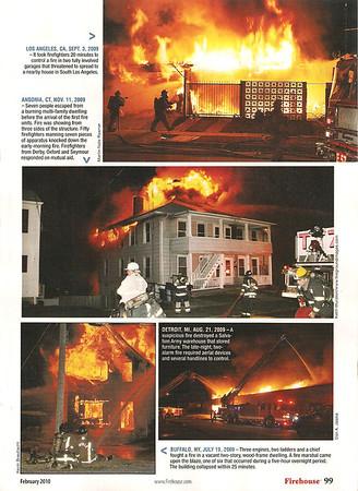 Firehouse Magazine (PAGE 99) February 2009