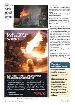 Fire Rescue Magazine (PAGE 126) February 2010