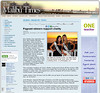 So You Photography picture in Malibu Times, 11-2-11, full text
