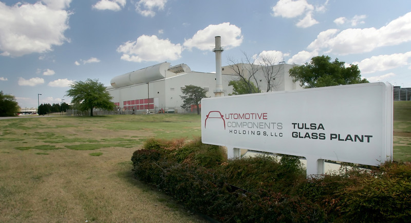 Ford Glass Plant