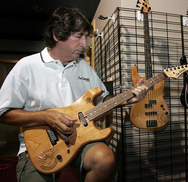 Oklahoma guitar
