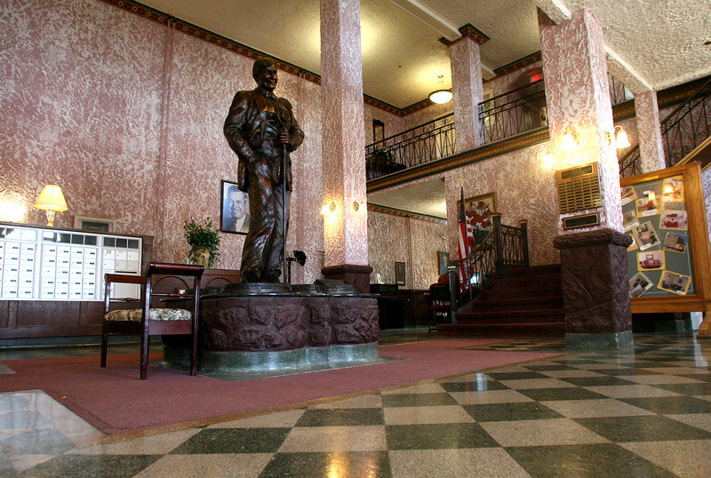 Claremore Hotel
