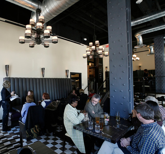 The Trula Restaurant located in Mayo Hotel is one of 3 restaurants to open in the last 4 months in or around the Mayo Hotel in downtown Tulsa.