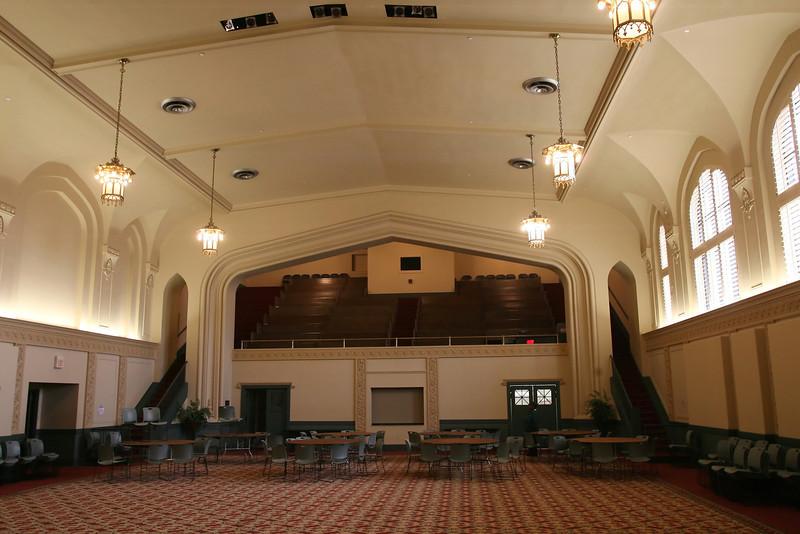 OLd Masonic Lodge