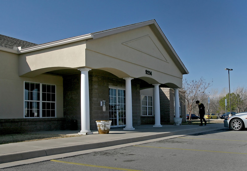 A Tulsa Federal Credit Union Bank Brach in South Tulsa.