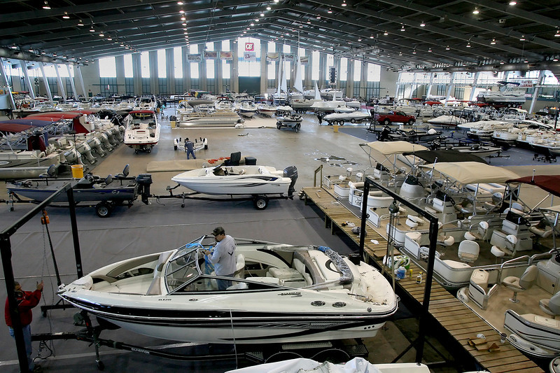Tulsa Boat Show