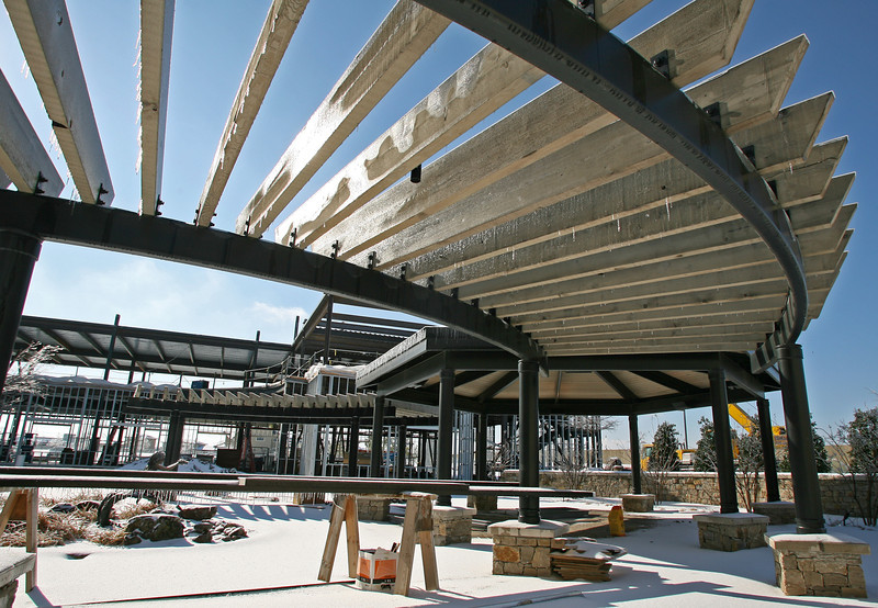 Cancer Treatment Center of America in Tulsa is expanding their operation by building over 60,000 sq of additional space.