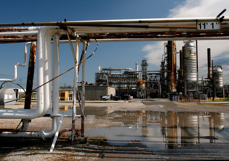 In 2009 Holly Corporation purchased the Sunoco refinery, seen in this file photo, and the Sinclair refinery in Tulsa for approximately $194 Million.
