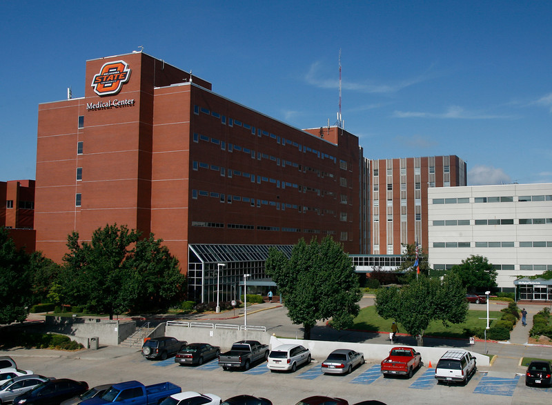 The OSU Medical Center in Downtown Tulsa.