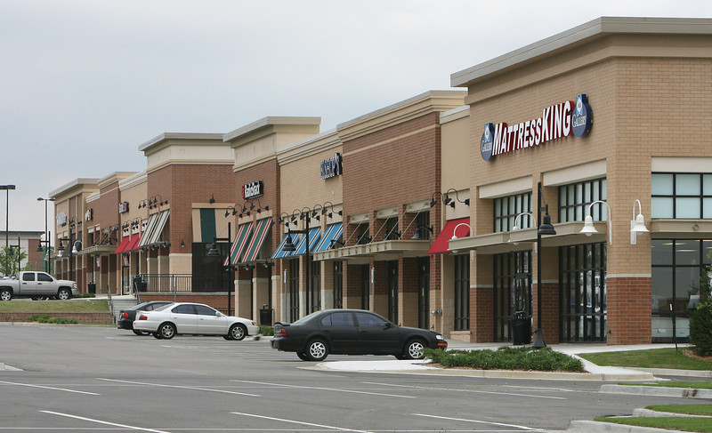 Tulsa Hills Shopping Center
