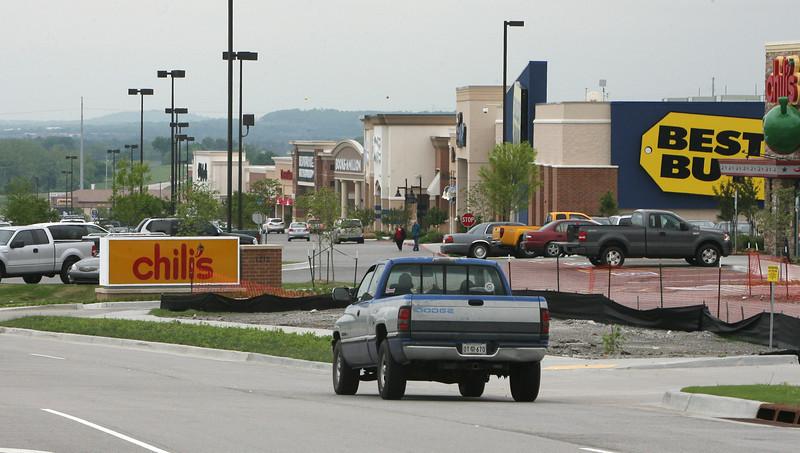 Tulsa Hills Shopping Center