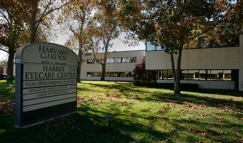 The office building at 4152 S. Harvard in Tulsa recently sold to HEC Holdings LLC for $2,047,500.