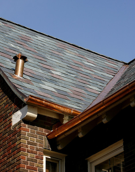 A Recent Roofing project by A-Best Roofing.