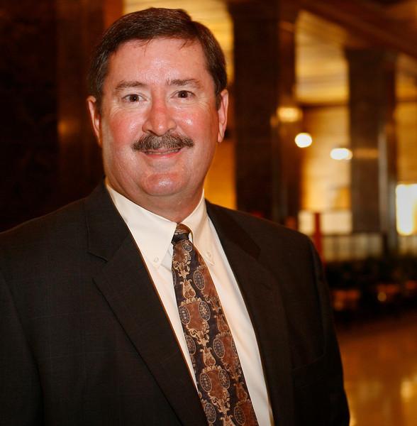 Attorney Richard Edmonson of Tulsaís Hall Estill Law Firm.