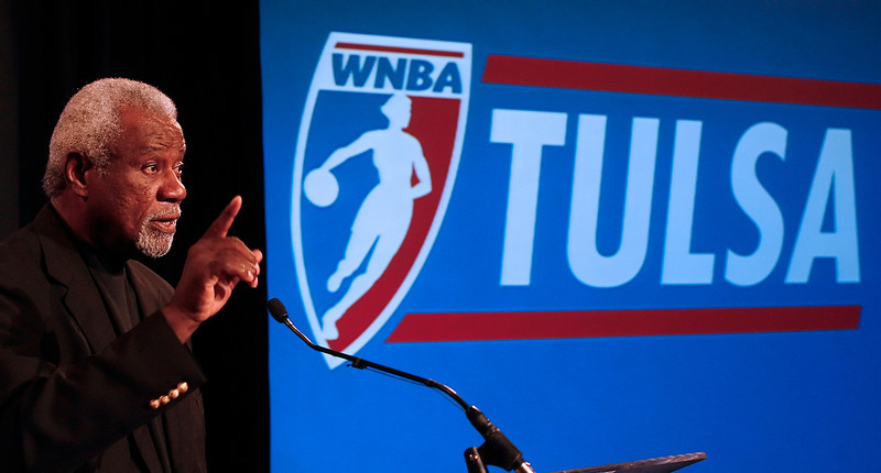 Head Coach and General Manager Nolan Richardson announced Tuesday that Tulsa has secured a WNBA womenís professional basketball team beginning the 2010 season.