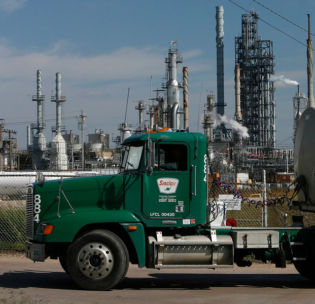 Holly corporation announced Tuesday that they will be purchasing the Sinclair refinery located in Tulsa, Oklahoma, including its approximately 2.3 million barrels of storage, for $128.5 million.