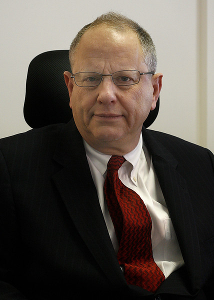 Fredric E. Russell, owner of Fredric E. Russell Investment Management Company in Tulsa.