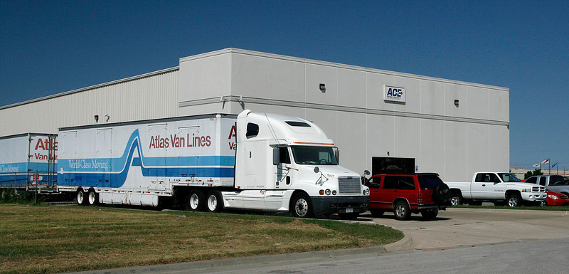 The Ace Transfer and Storage at 2100 N. Hemlock in Broken Arrow