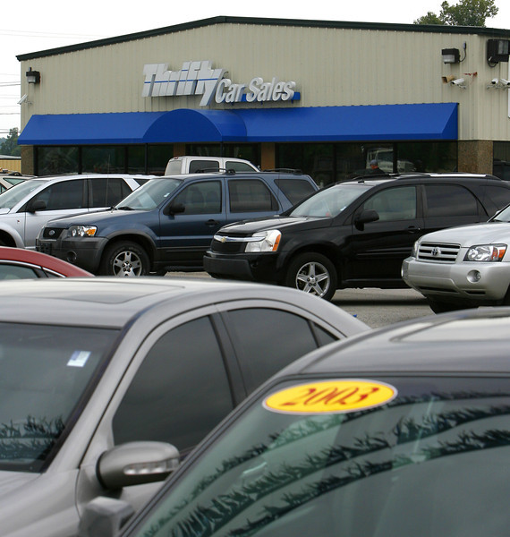 Thrifty Car Sales