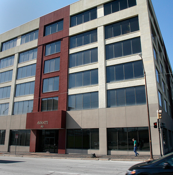 The Avanti Building in downtown Tulsa is being listed for sale by Kanbar Properties for $3 Million.