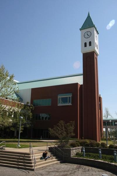 The North Eastern Oklahoma  at Broken Arrow campus.
