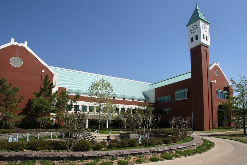 The Student Center of the North Eastern Oklahoma  at Broken Arrow campus.