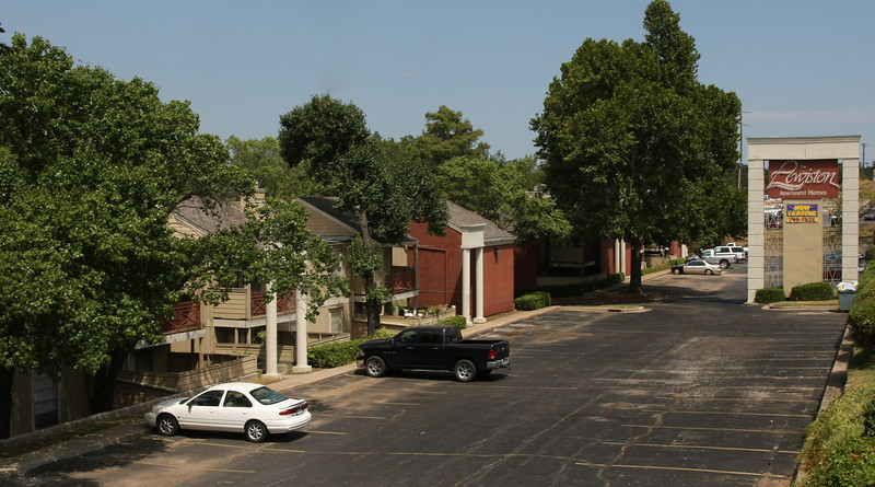 The Lewiston Apartments, 5270 S. Lewis in Tulsa, recently sold to Capital Assets for over $6M.