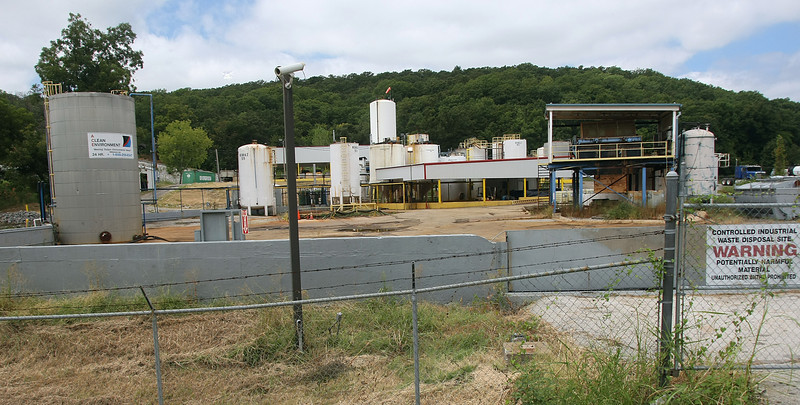 The Environmental Quality Company purchased a hazardous waste management facility from A Clean Environment, Inc. in Tulsa.