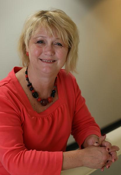 Phyllis Peabody Co-Owner of Hollywood Fitness Repair in Broken Arrow.