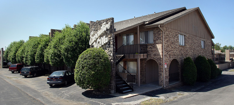Fannie Mae received a foreclosure notice on the 133 unit Executive Series of Apartments located at 3225 S Winston in Tulsa.