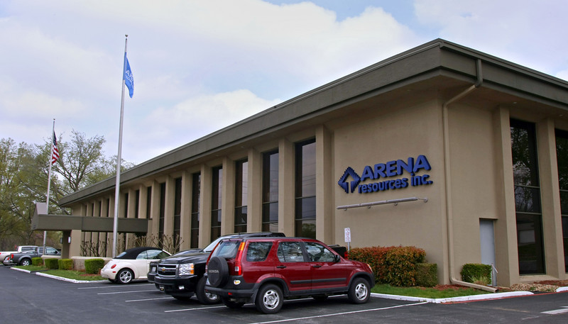 The Old Arena Resources Building at 6555 S lewis in Tulsa sold for $2.2 Million.