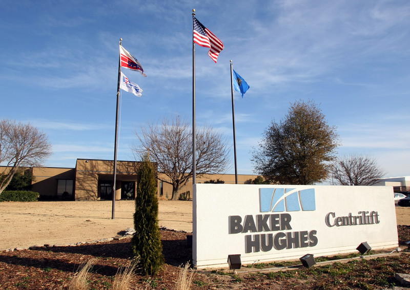 Luis Moncada, Vice President, of Artificial Lift at Baker Huges in Claremore, announces that the company has been accepted into the Oklahoma Quality Jobs Program and could be hiring as many as 667 employees over the next ten years.