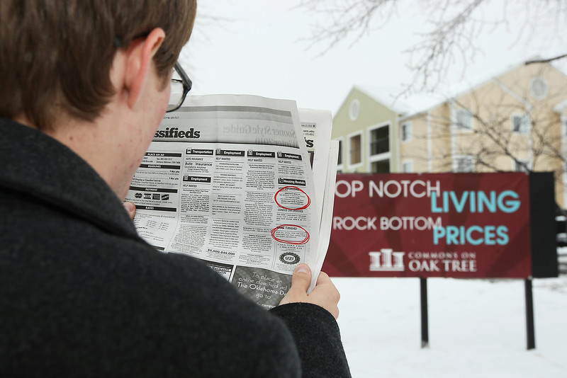 A recent survey of eight properties in Norman showed that student housing had a 90-percent occupancy rate and rents averaging $1.28 per square foot. These statistics represent a sharp growth in the number of four bedroom units in Norman.