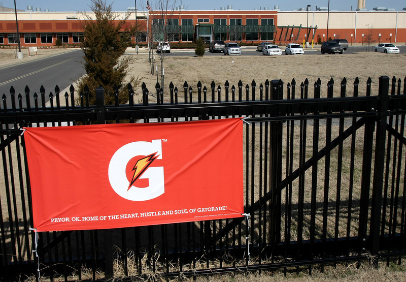 The Gatorade plant in Pryor announced it will be closing it's manufacturing plant in approximately three months.