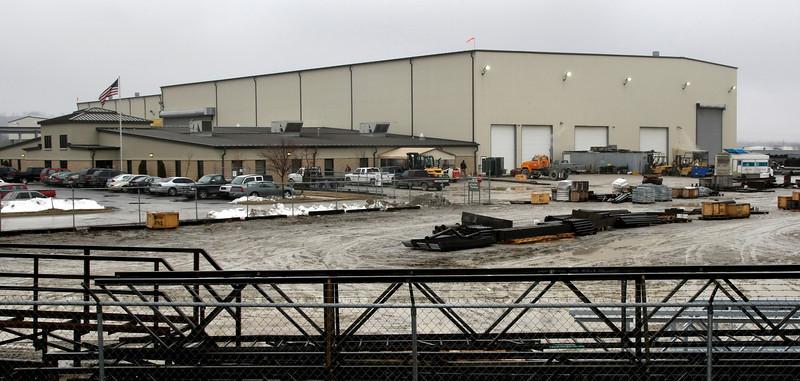 Matrix Service Company's Port of Catoosa location.