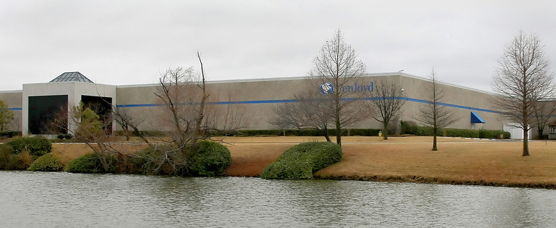 The Penloyd factory in North Tulsa recently sold for $8.7Million.