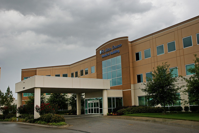 The St. John Owasso's Medical Office Building built adjacent to the Hospital.