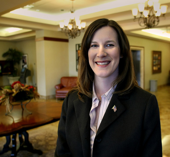 Lacey Lamm of Tulsa is the new Chairperson of the Oklahoma Hotel & Lodging Association.