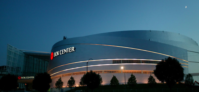 The BOK Center in Tulsa will host the Conference USA Basketball tournament this week.  Tulsa will host 24 basketball teams and for the first time in conference history, both men's and women's conference basketball tournaments are being held in the same city.