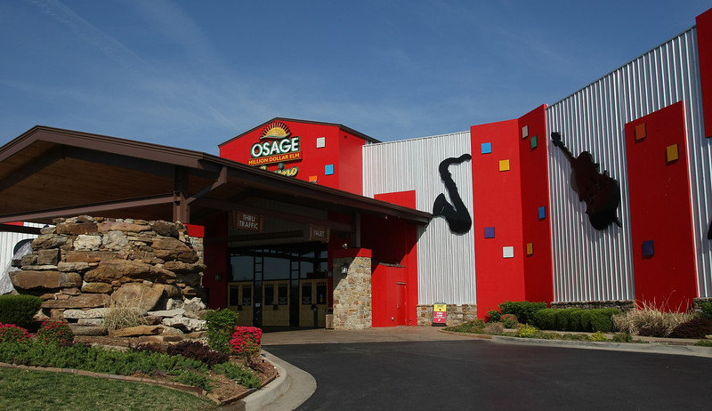 The Osage tribe lost an appeal to the 10th circuit court of appeals in Denver the Osage County is a reservation, putting the status of 3 casinos at jeopardy.