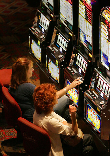 Indian tribes paid the state nearly $10.9 million in April in gaming fees.