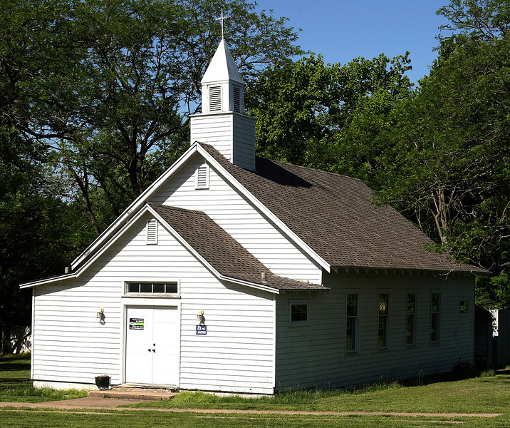The Isaiah 53 Church on Harvard street in South Tulsa.