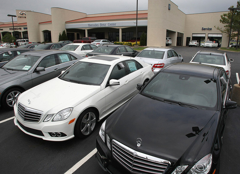 The showroom and service bay area of Jackie Cooper Imports in South Tulsa are scheduled for an 8,869-square-foot addition to be started by the end of the month.