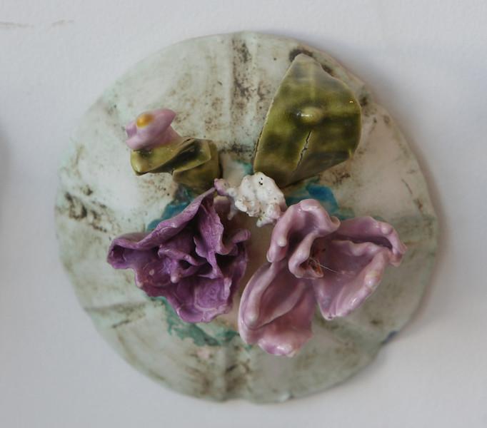 Vanessa Somerville's pottery